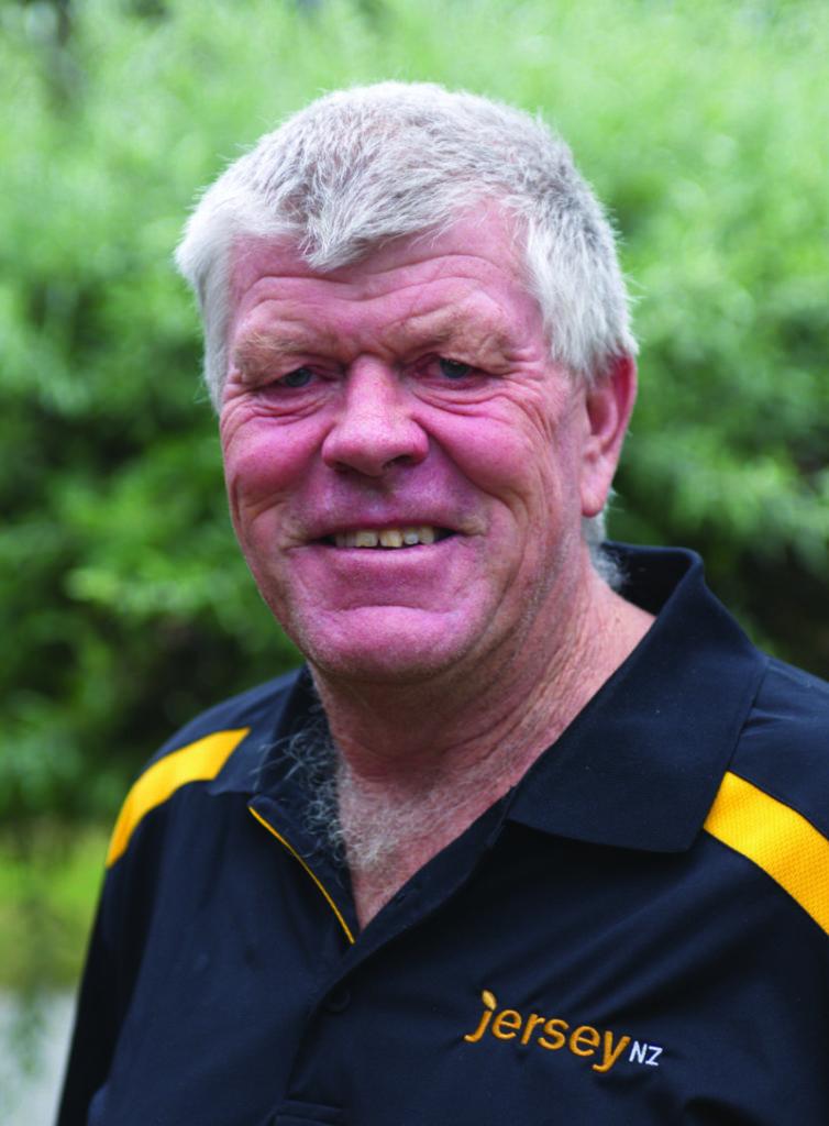 Peter Gilbert - Board Director of Jersey New Zealand